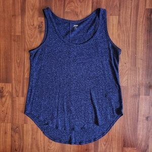 3/$25 Old Navy blue tank